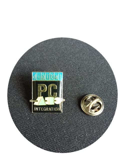 DEC PC Integration Lapel Pin