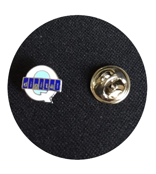 DEC Quality Lapel Pin