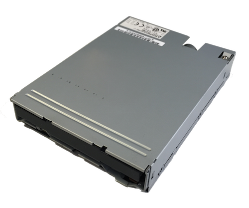 "Floppy Drive, 1.44, 3.5"", Manual Insert"