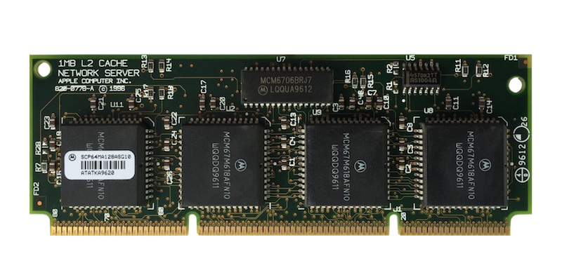 DIMM, Cache, 1MB, 11ns, 160-Pin