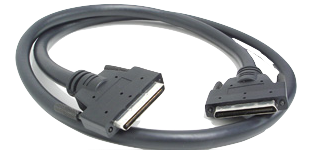 Cable, SCSI, 0.8mm to 0.8mm