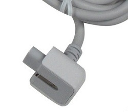 Power Cord for Apple Power Adapter, US Plug, 3-prong