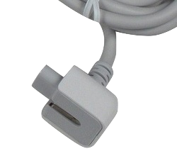 Power Cord for Apple Power Adapter, US Plug, 2-prong