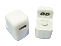 Power Adapter, USB (iPod/iPhone)