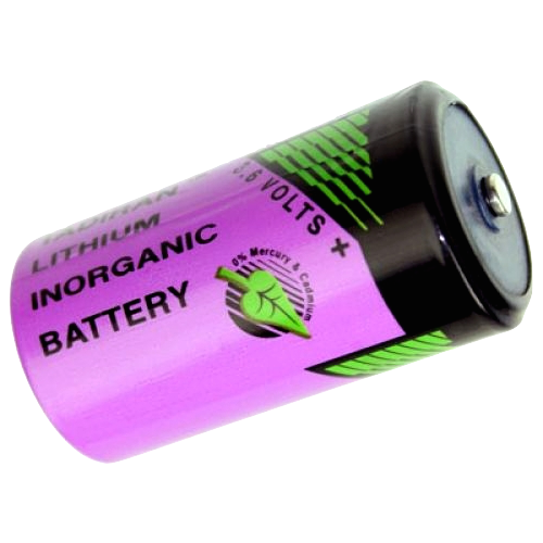 Battery, Lithium Hi-Capacity 3.6V, 8500mAh