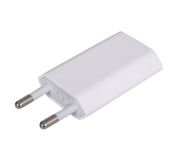Power Adapter, Euro, USB 2.0