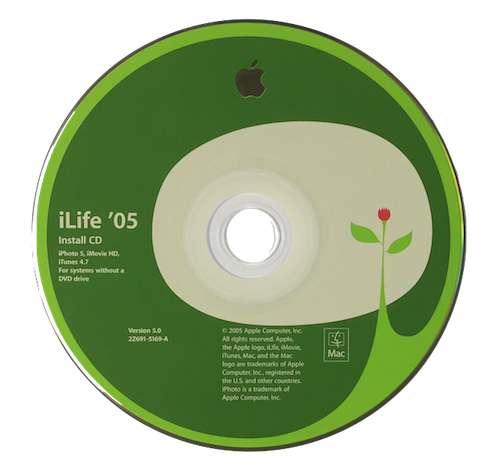 iLife '05 CD