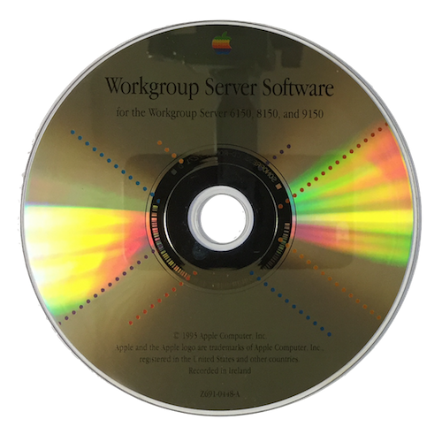 Workgroup Server Software