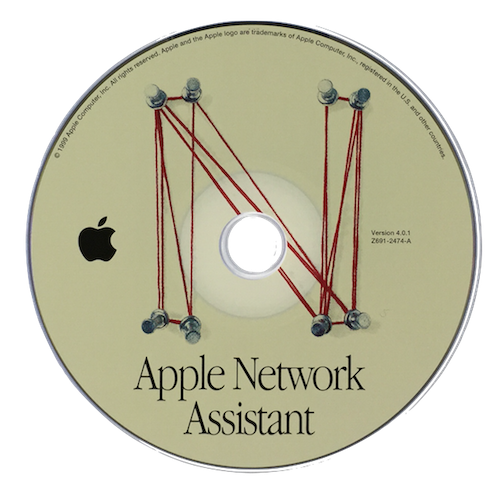 Apple Network Assistant 4.0.1