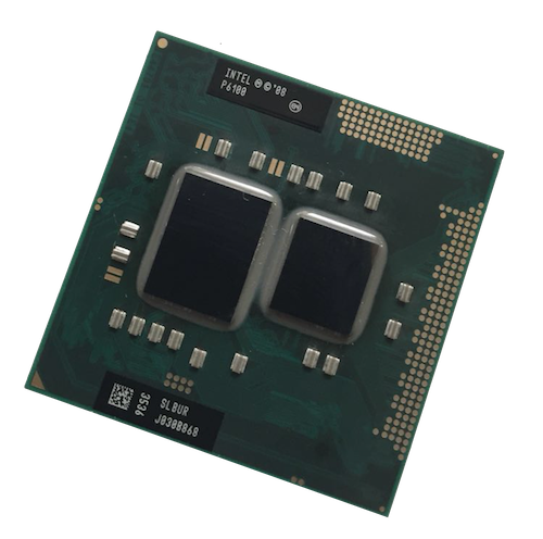 Intel Core i3-380M @ 2.533GHz SLBZX