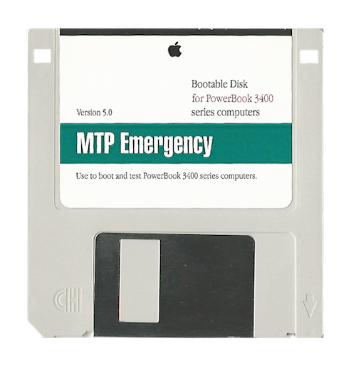 MacTest Pro Emergency, PB 3400 Series Version 5.0