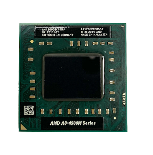 AMD A8-4500M Quad Core @ 1.90GHz AM4500DEC44HJ