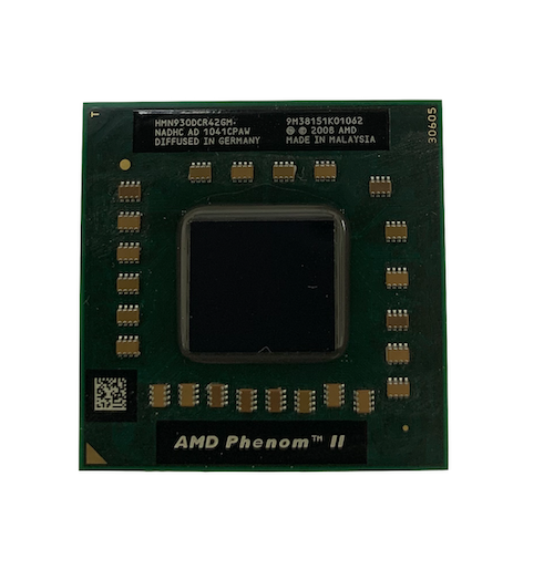 AMD Phenom II Quad Core Mobile N930 HMN930DCR42GM